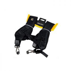 Capa Quick Strap (Double Strap) Camera Sling Strap (Ergo Curved Design)