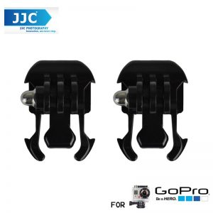 JJC GP-J5 Mount for chest harness x2 for mounting to chest belt Accessory For GoPro Hero 4/3+/3/2/1