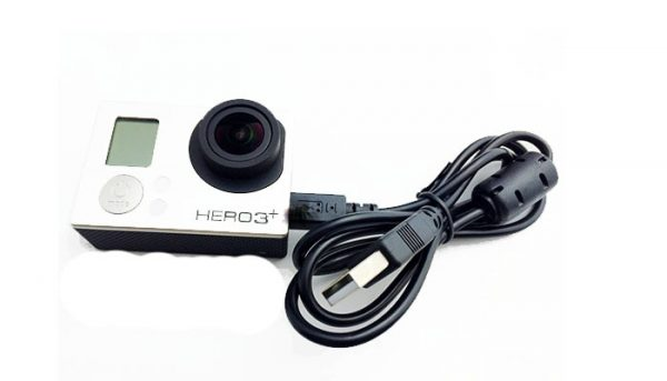 Proocam Pro-J080 Mini USB Cable for Gopro Hero (connecting to PC for charge and SYNC Data )