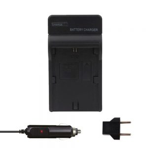 Viloso Camera battery charger LP-E5 for Canon EOS Rebel XS, Rebel T1i, Rebel XSi, 1000D, 500D, 450D, Kiss X3, Kiss X2, Kiss F