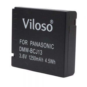 Proocam Panasonic Lumix BCJ-13E Compatible Battery for DMC-FZ40,DMC-FZ45,DMC-LX5
