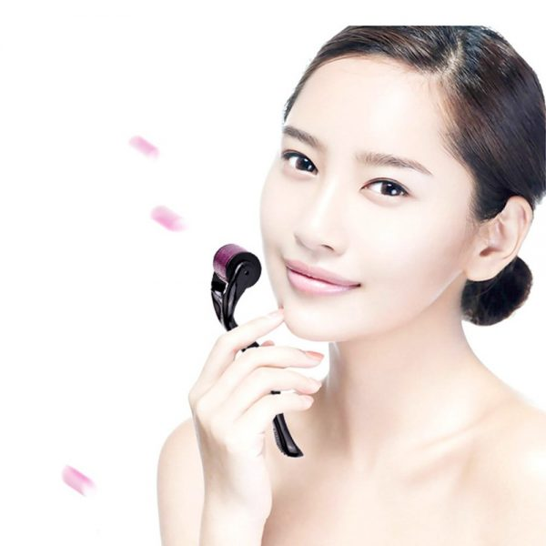 Delly MIR-10 Micro Touch Microneddles Derma Roller Dermabrasion Facial Dermaroller Beauty Massage Tool 1.0mm