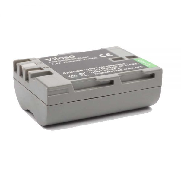 Proocam Nikon EN-El3  E3  Compatible Battery for Nikon D200, D80,D90 D300, D100, D100SLR