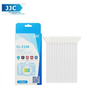 JJC CL-F24K 12X Full Frame Sensor cleaner Swab rod for Camera CCD CMOS Professional