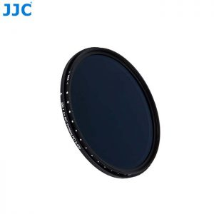JJC F-NDV49 Variable Neutral Density Filters ND2 - ND400 for 49mm lens camera