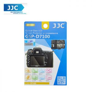 JJC GSP-D7100 Tempered Toughened Optical Glass Camera Screen Protector 9H Hardness For Nikon D7100