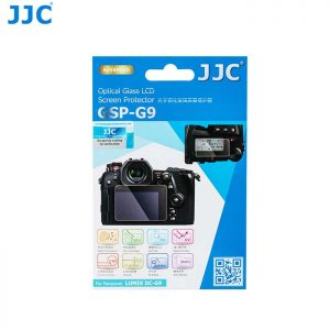 JJC GSP-G9 for Panasonic Lumix DC-G9 Tempered Glass Camera Screen Protector