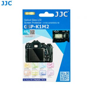 JJC GSP-K1M2 Ultra-thin LCD Screen Protector for PENTAX K-1 / K-1 Mark II camera