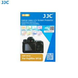 JJC GSP-XF10 Ultra thin Optical GLASS LCD Screen Protector For Fujifilm XF10 XF