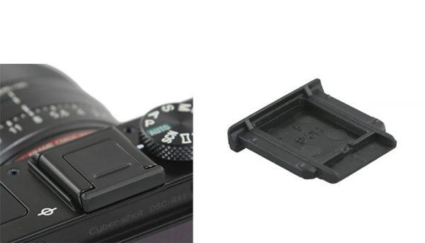 JJC HC-S Hot Shoe Cover for Sony A77II A5000 A6000 A7 A7R NEX Camera