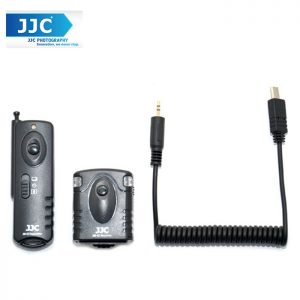 JJC JM-F2(II) RF Wireless Remote Control for Sony a7 , a6000 , a7s , a7r  Camera DSLR (30meter)