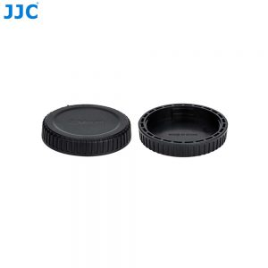 JJC L-RNZ Nikon Z7 Z6 Z Mount for camera Body Rear Lens Cap Cover Set