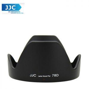 JJC LH-78D Replaement Lens Hood for CANON 18-200mm, 28-200mm Lens (EW-78D)