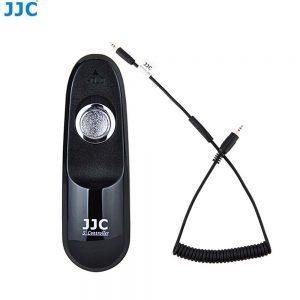 JJC S-F4 Camera Wired Remote Controller Cord Shutter Release Cable for Fujifilm X-T1 X-T20 T10 T100 X-E3 X-E2