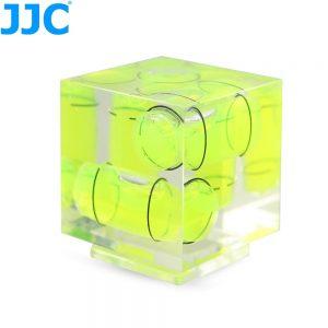JJC SPY-1 Single 1 Axis Bubble Spirit Level for Hot Shoe Camera DSLR