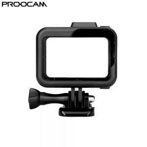 Proocam PRO-F263 Frame Housing with Mount for Gopro Hero 8 camera Body