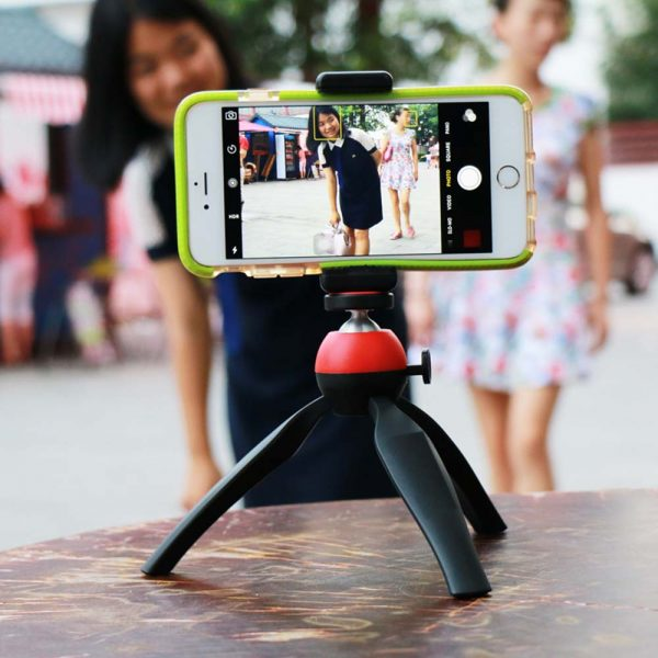 Proocam 6H mobile phone holder for tripod and selfie stick  For Iphone, Samsung, Oppo, Huawei, Vivo
