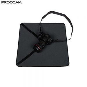 Proocam CC-35 S Shockproof Neoprene Camera Protective Wrap Cloth Blanket for DSLR Lens Flash Cloth Protect Cover