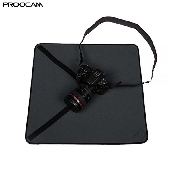 Proocam CC-40 M Shockproof Neoprene Camera Protective Wrap Cloth Blanket for Canon Nikon Sony DSLR Lens Flash Cloth Protect Cover