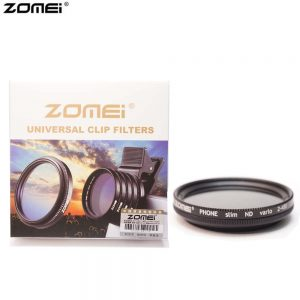 Zomei ND Mobile Filter 37mm for Iphone Vivo huawei oppo samsung