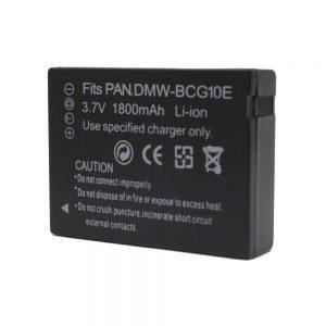 Proocam Panasonic Lumix BCG-10 Compatible Battery for DMC-TZ5, DMC-TZ6, DMC-TZ7