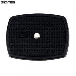 Zomei Quick release Plate mounting for Q111 Professional travel tripod
