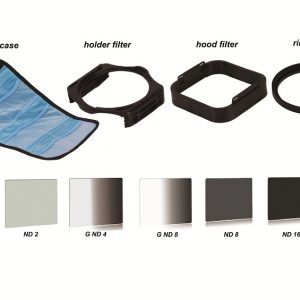 ZOMEI P-Color ND Square Filter Set  For DSLR Camera Filter  System