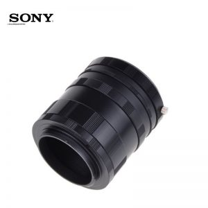PROOCAM e-Mount Macro Extension Tubes Ring close up for Sony NEX E-Mount NEX Mount