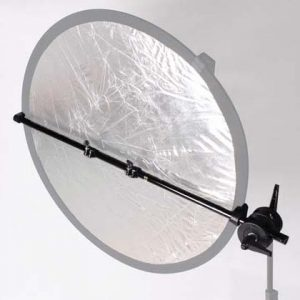 Reflector Holder with Handle Mount for Light stand