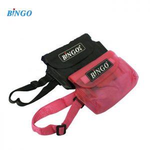 Bingo WP-034 waist Pouch waterproof bag men women messenger bags belt  -Big Size  (Black)