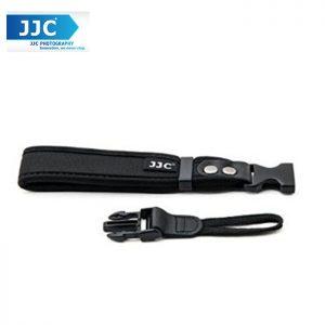 JJC ST-1 Neoprene Wrist Strap for Camera Nikon Canon Sony DSLR
