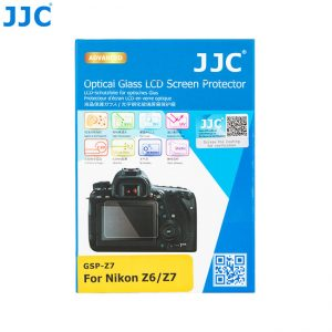 JJC GSP-Z7 9H Tempered Optical Glass Screen Protector for Nikon Z6 Z7 2.5D