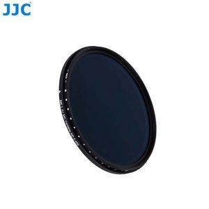 JJC F-NDV49 Variable Neutral Density Filters ND2 - ND400 for 49mm lens camera
