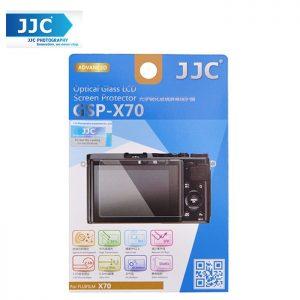 JJC GSP-X70 Tempered Optical Glass Camera Screen Protector For Fujifilm X70