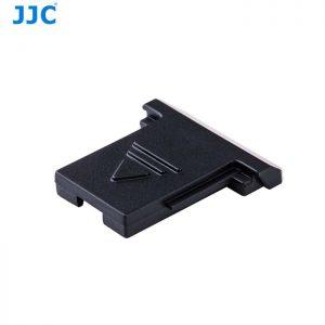 JJC HC-C Black Hot Shoe Cover for Canon EOS 5D 1D 7D, 77D, 80D, 70D,Camera
