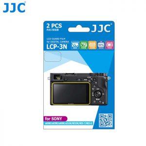 JJC LCP-3N LCD Guard Film Camera Screen Protector for Sony NEX-3N/NEX-7/NEX-6/A6300 /A6500