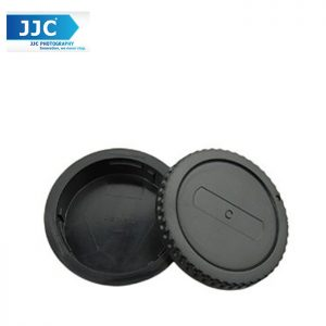 JJC L-R1 Rear Lens and Camera Body Cap Cover for Canon EOS & EF/EF-S Lens