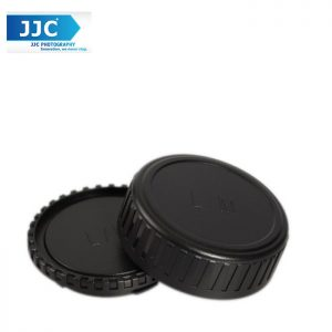 JJC L-R11 Body and Rear Lens Cap Set for LEICA-M M5 M6 M7 for Camera Cover