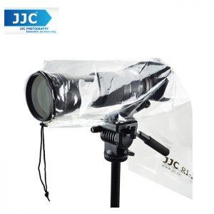 """JJC RI-5 Camera Rain Cover For DSLR with a lens up to 18"""" (45cm) Camera ZOOM LENS"""