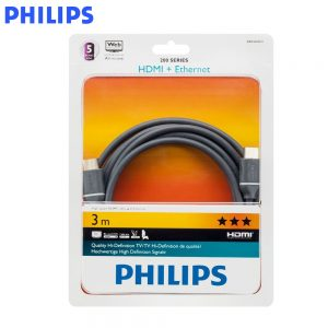 Philips HDMI cable with Ethernet SWV4433S 3.0 m High speed Ethernet